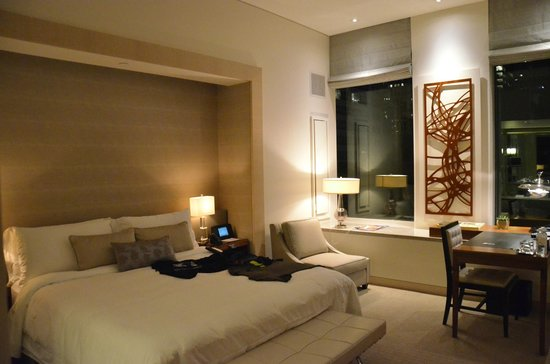 St. Regis Hotel, San Francisco: superior room